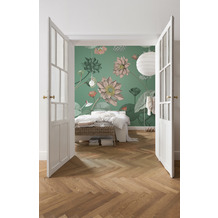 "Komar home Vlies Fototapete ""Blissful"" 200 x 250 cm"