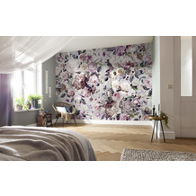 "Komar home Vlies Fototapete ""Lovely Blossoms"" 350 x 250 cm"