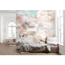 "Komar home Vlies Fototapete ""Mellow Clouds"" 350 x 250 cm"