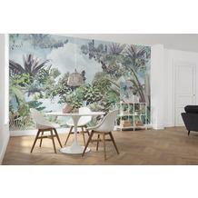 "Komar home Vlies Fototapete ""Tropical Heaven"" 368 x 248 cm"