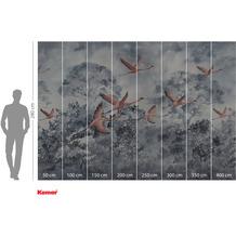 Komar INK Flamingos in the Sky 400 x 280 cm