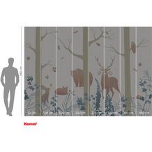 Komar INK Forest Animals 400 x 280 cm
