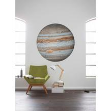 Komar Jupiter 125 x 125 cm Fototapete Dots
