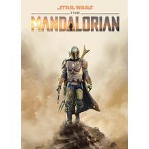 Komar Mandalorian Wandbild Mandalorian Movie Poster 30 x 40 cm