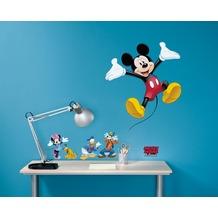 Komar Wandtattoo Mickey and Friends