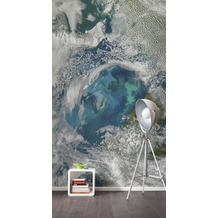 Komar Vlies Fototapete munich design book - Planet 150 x 250 cm