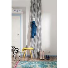 Komar Vlies Fototapete munich design book - Zebra 50 x 270 cm