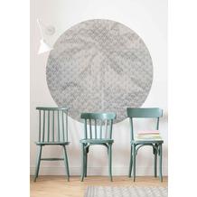 Komar Palma 125 x 125 cm Fototapete Dots