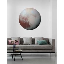 Komar Pluto 125 x 125 cm Fototapete Dots