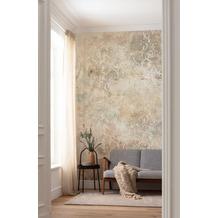 Komar RAW Ancient Times braun, weiß 200 x 280 cm