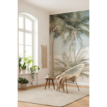Komar RAW Palm Oasis bunt 200 x 280 cm