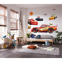 "Komar Selbstklebende Vlies Fototapete ""Cars XXL"" 127 x 200 cm"