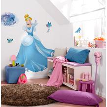 "Komar Selbstklebende Vlies Fototapete ""Cinderella XXL"" 127 x 200 cm"
