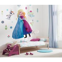 "Komar Selbstklebende Vlies Fototapete ""Frozen Nordix Summer XXL"" 127 x 200 cm"