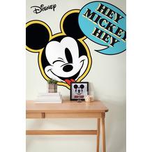 "Komar Selbstklebende Vlies Fototapete ""Mickey Hey XXL"" 127 x 200 cm"