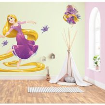 "Komar Selbstklebende Vlies Fototapete ""Rapunzel XXL"" 127 x 200 cm"