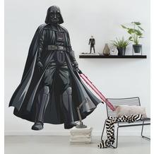 "Komar Selbstklebende Vlies Fototapete ""Star Wars XXL Darth Vader"" 127 x 200 cm"