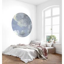 Komar Simply Sky 125 x 125 cm Fototapete Dots
