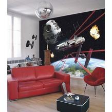 Komar Fototapete Star Wars Millennium Falcon