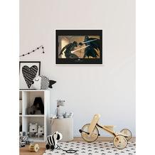 Komar Star Wars Wandbild Star Wars Classic RMQ Vader Luke Hallway 40 x 30 cm