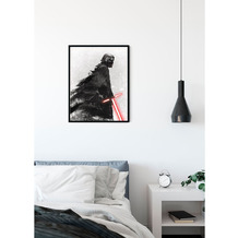 Komar Star Wars Wandbild Star Wars EP9 Kylo Vader Shadow 30 x 40 cm