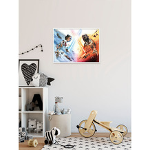 Komar Star Wars Wandbild Star Wars Movie Poster 40 x 30 cm