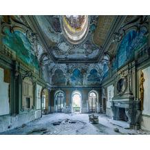 "Komar Stefan Hefele / Lost Places Vlies Fototapete ""Palazzo blu"" 350 x 280 cm"