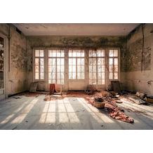 """Komar Stefan Hefele / Lost Places Vlies Fototapete """"Still Life"""" 400 x 280 cm"""