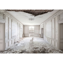 "Komar Stefan Hefele / Lost Places Vlies Fototapete ""White Room II"" 400 x 280 cm"