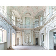 "Komar Stefan Hefele / Lost Places Vlies Fototapete ""White Room III"""" 400 x 280 cm"
