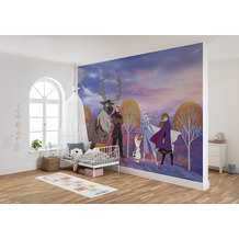 Komar Vlies Fototapete Disney Frozen Autumn Forest 400 x 280 cm