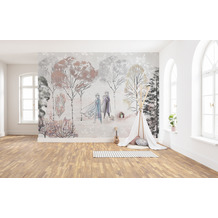 Komar Vlies Fototapete Disney Frozen Natural Spirit 400 x 280 cm