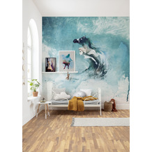 Komar Vlies Fototapete Disney Frozen Spirit Of Wonder 250 x 250 cm