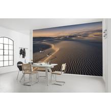 "Komar Vlies Fototapete ""Glowing Lines"" 450 x 280 cm"