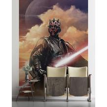 Komar Vlies Fototapete Star Wars Classic Darth Maul 200 x 280 cm