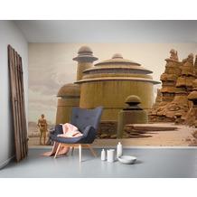 Komar Vlies Fototapete Star Wars Classic RMQ Jabbas Palace 500 x 250 cm