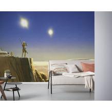 Komar Vlies Fototapete Star Wars Classic RMQ Mos Eisley Edge 500 x 250 cm