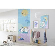 Komar Vlies Fototapete Disney Winnie Pooh Take a Nap 100 x 280 cm