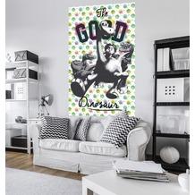 "Komar Vlies Panel ""Arlo and Spot Layer Up Light"" 120 x 200 cm"