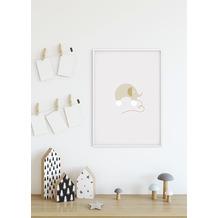Komar Wandbild Baby Happy 30 x 40 cm