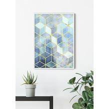 Komar Wandbild Mosaik Azzuro 30 x 40 cm