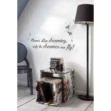 Komar Wandsticker Never stop Dreaming 50 x 70 cm