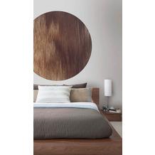 Komar Windlines Color 125 x 125 cm Fototapete Dots