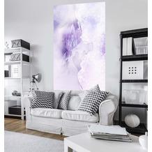 "Komar Vlies Panel ""Frozen Winter Mist"" 120 x 200 cm"
