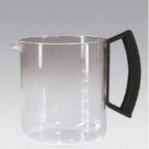 Krups Glaskrug 046-42, schwarz