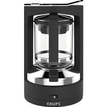 Krups Kaffeeautomat T8.2KM4689 schwarz