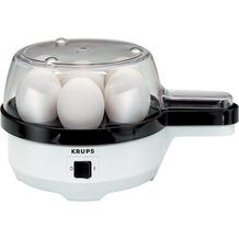 Krups Eierkocher Overmat Spezial, weiß
