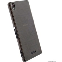 Krusell Boden BackCover für Sony Xperia Z5 Compact, transparent black