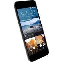 Krusell HardCover Boden für HTC One A9, Schwarz Klar