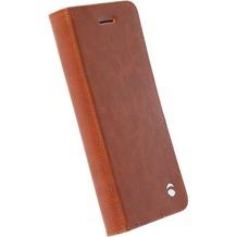 Krusell Ekerö FolioWallet für Samsung Galaxy S7 edge, cognac